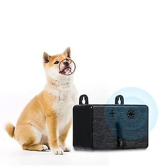 Venkovní ovladač kůry psa 50 ft ultrazvukové zvukové antištěkací zařízení vodotěsné