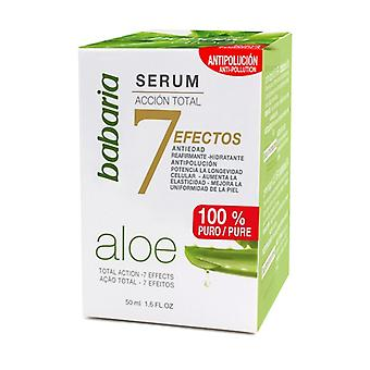 7-Effects Sérum Aloe Vera 50 ml de serum