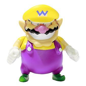 Super Mario Bros Kuva Pvc Toiminta Anime Sarjakuva