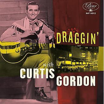 Gordon,Curtis - Draggin' With Curtis Gordon [Vinyl] USA import