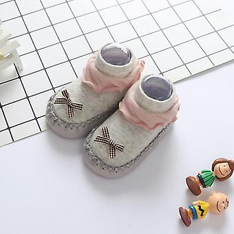 Breathable Spring Summer Infant Baby Cute Lace Bow Decoration Socks