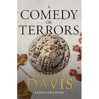 A Comedy of Terrors by Lindsey Davis