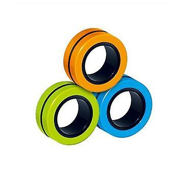 芬格斯磁环小部件玩具抗压力玩具