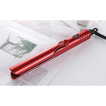 Splint Straight Hair Curling Iron Dual-use Non-injury Portable Air Bangs Curling Hair Straightener