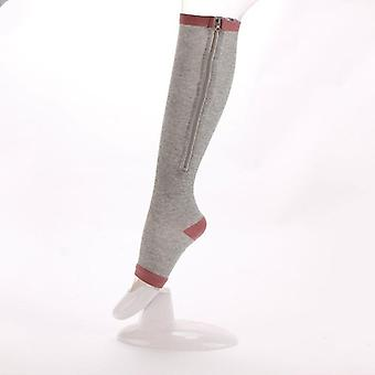Burn Fat Zipper Kompression, Slim Sleeping, Beauty Leg Prevent, Krampfadern