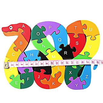 Wood Spelling Words Game Puzzle