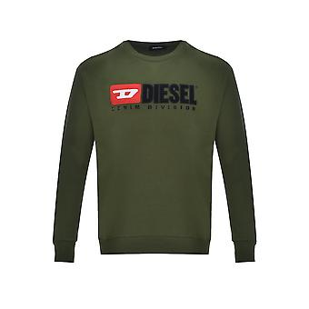 Diesel 00SJGD0CATK5HS universal all year men sweatshirts