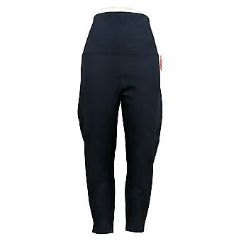 Spanx Women's Petite Pants Ankle Length Leggings Blue A369379