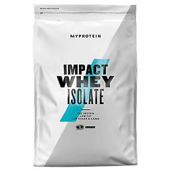 Myprotein Impact Whey Isolate Vanilla 2500 gr