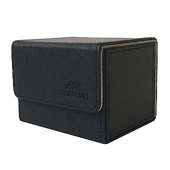 Premium 100+ card box for trading card game storage tcg, yugioh, pokemon cards