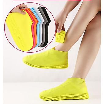 Boots Waterproof Shoe Cover Silicone Material Unisex Shoes
