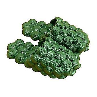 39 À 40 vert été unisexe plage massage sandales noël cadeau x2917