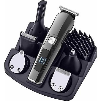 Multifunctional Rechargeable Wireless Electric Hair Clipper/ Trimmer