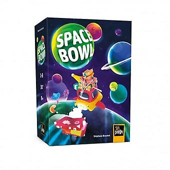 Space Bowl Board Game
