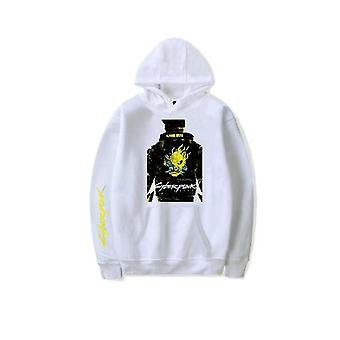 Sweatshirt Hooded Hooded Candy Color Extérieur