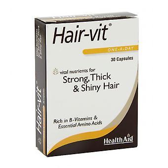 כמוסות שיער-ויט HealthAid 30 (803210)