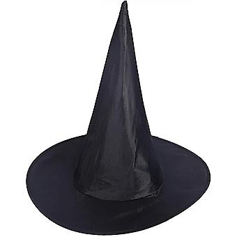 Witch Hat Halloween Costume Cosplay Wicked Witch Accessory Adult