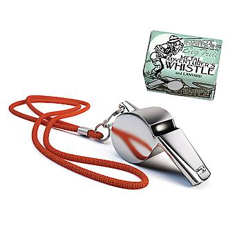 Traditional Metal Whistle Toy - Cracker Filler Gift