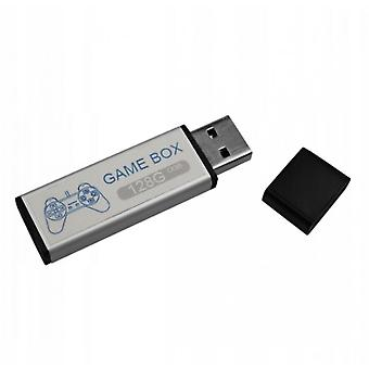 Dn Game Box 1st Generation Compatible Open Source Simulator Expansion Stick 128g Built-in 7000 Games