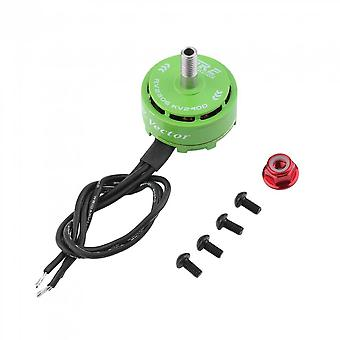 Rv2306 2400kv Anti-tooth Brushless Motor 3-4s Cw Ccw Motor For Fpv Rc Drone