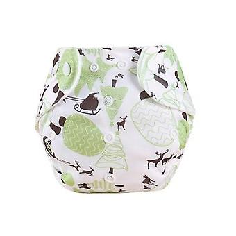 Baby Diapers Nappy Cloth Training Panties Insert Reusable Washable