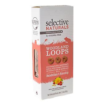Supreme Selective Naturals Woodland Loops - 2.8 oz