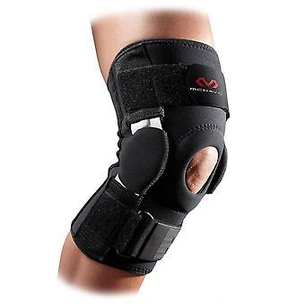 McDavid 422 Dual Disc Adjustable Hinged Sports Rehabilitation Knee Support/Brace