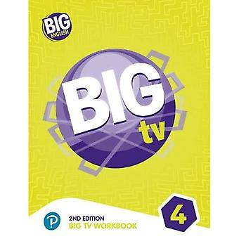 Big TV 4 Workbook (Big English)