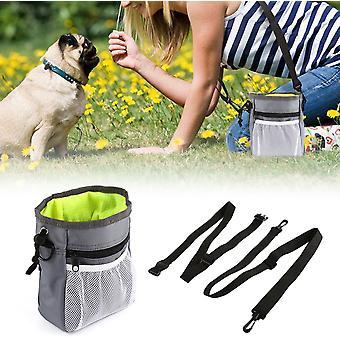 Treat Bag Pet Obedience Training Package Food Feeder Fanny Bag