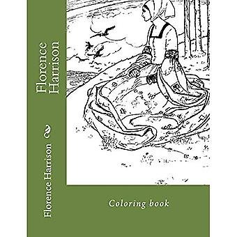 Florence Harrison: Coloring book