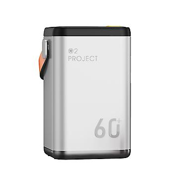 Power Bank Fast Charger 60000mah Power Station Outdoor Mobile 36w Energy Storage Power Supply