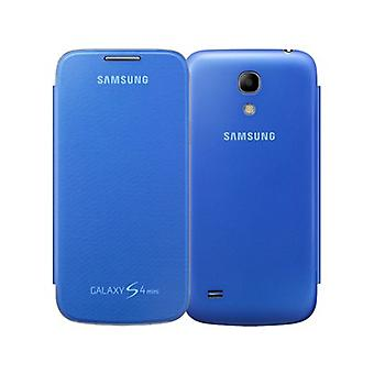 Samsung Flip Cover for Samsung Galaxy S4 Mini (Light Blue)
