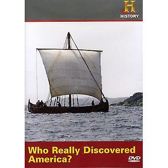 Der virkelig opdagede Amerika? [DVD] USA import