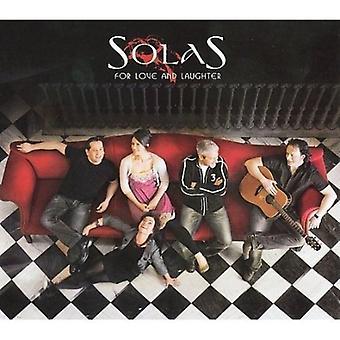 Solas 条約 - 愛・笑い [CD] アメリカ輸入