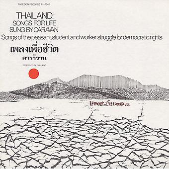 Caravan - Thailand: Songs for Life [CD] USA import