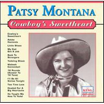 Patsy Montana - Cowboys kæreste [CD] USA import