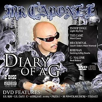 Mr. Capone-E - Diary of a G [CD] USA import