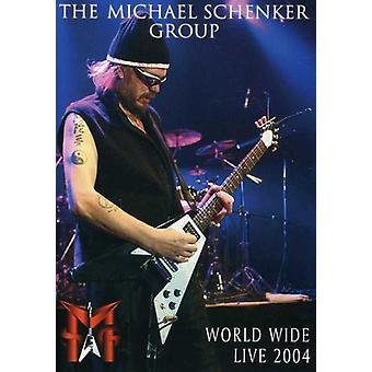 Schenker, Michael Group - importation USA World Wide Live 2004 [DVD]