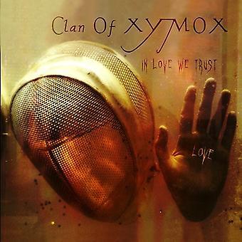 Clã de Xymox - em amor, confiamos [CD] EUA importar