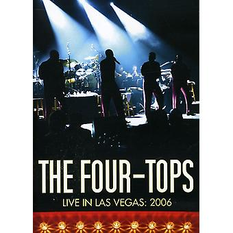 Four Tops - Live in Las Vegas 2006 [DVD] USA import