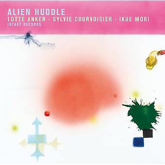Lotte Anker Sylvie C - Alien Huddle [CD] USA import