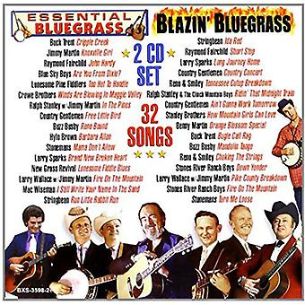 32 låtar: eteriska & Blazin Bluegrass - 32 låtar: eteriska & Blazin Bluegrass [CD] USA import