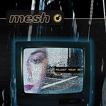 Mesh - Adjust Your Set [CD] USA import