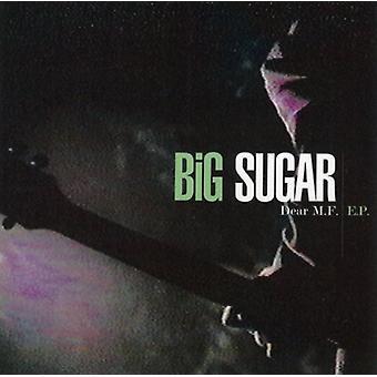 Big Sugar - Dear M.F. EP [CD] USA import