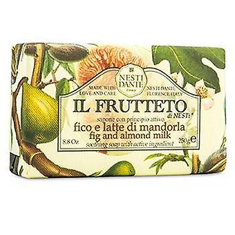 Nesti Dante Il Frutteto rauhoittava saippua - kuva & manteli maitoa - 250g/8,8 oz