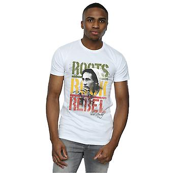 Bob Marley Men's Roots Rock Rebel T-Shirt