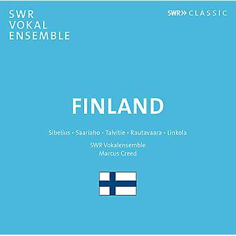Linkola / Creed - Finland [CD] USA import