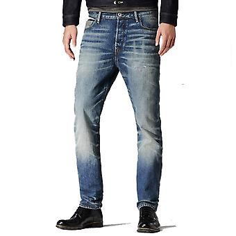 G-Star Blades Tapered Medium Aged Lexicon Denim Jeans