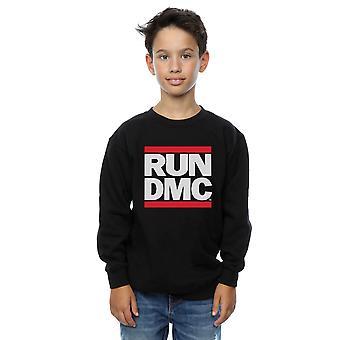 Run DMC Boys Classic Logo Sweatshirt