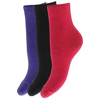 Childrens Boys/Girls Winter Thermal Socks (Pack Of 3)